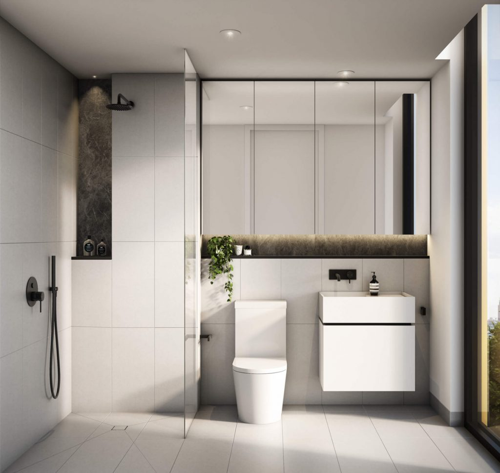 Cook Street Apartments: Alpine Plastering And Carpentry